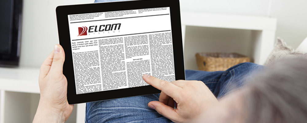 Elcom Systems Newsletter